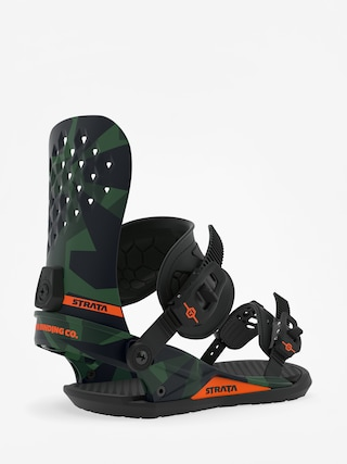 Union Strata Snowboard bindings (camo)