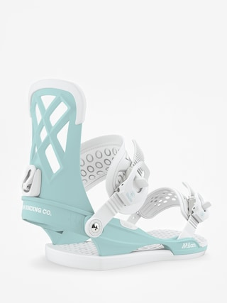 Union Milan Snowboard bindings Wmn (pastel blue)