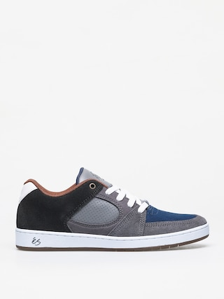 Es Accel Slim Shoes (grey/blue/gum)