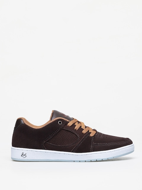 Es Accel Slim Shoes (brown/blue)