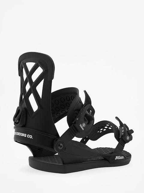 Union Milan Snowboard bindings Wmn (black)