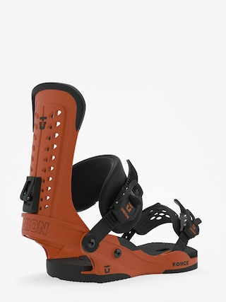 Union Force Snowboard bindings (burnt orange)