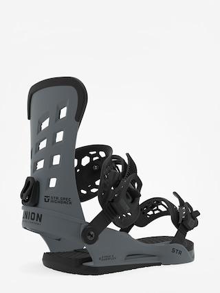Union Str Snowboard bindings (dark grey)