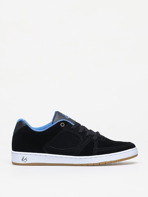Es Accel Slim Shoes (black/white/royal)