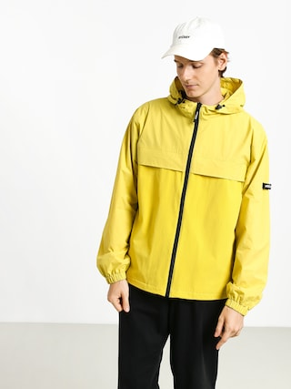 Stussy Trek Jacket (lemon)