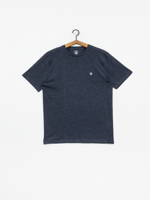 Volcom Circle Stone Hth T-shirt (navy)