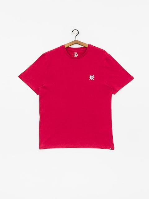 Volcom A.P.#2 Bxy T-shirt (ruby red)