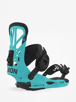 Union Flite Pro Snowboard bindings (hyper blue)