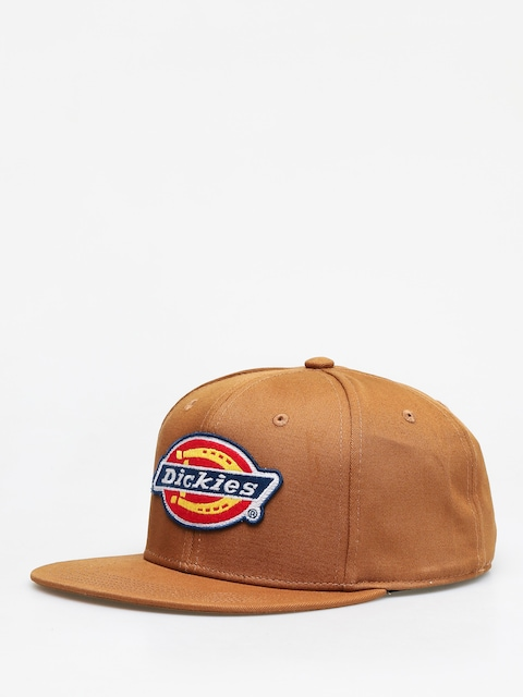 Dickies Muldoon 5 Panel ZD Cap (brown duck)