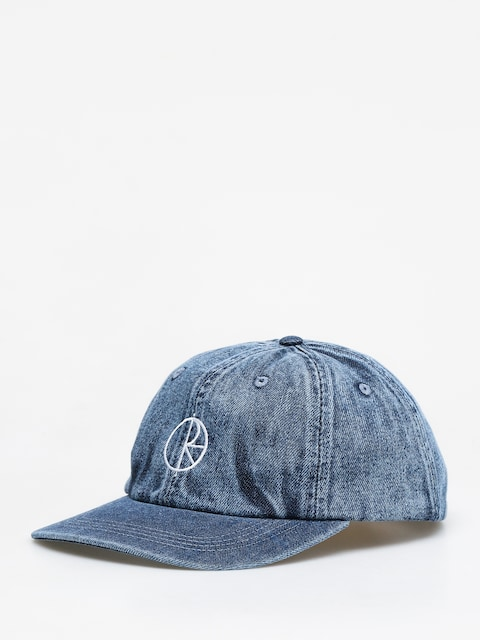 Polar Skate Denim ZD Cap (blue)