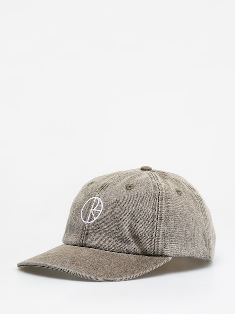 Polar Skate Denim ZD Cap (army green)