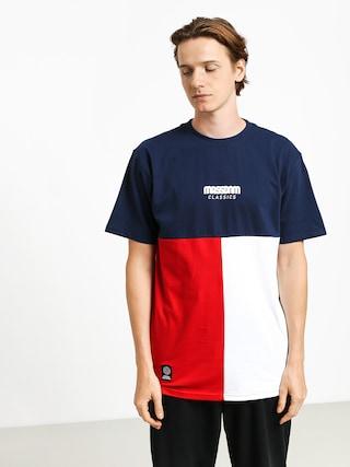 MassDnm Capital T-shirt (navy)