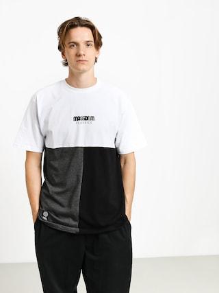 MassDnm Capital T-shirt (white)