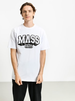MassDnm Hassle T-shirt (white)