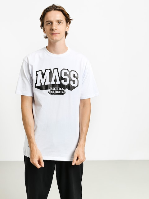 MassDnm Hassle T-shirt (white)