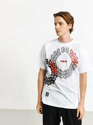 MassDnm Jam T-shirt (white)