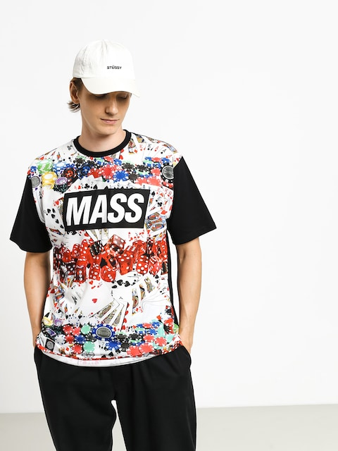 MassDnm Gamble T-shirt (multicolor)