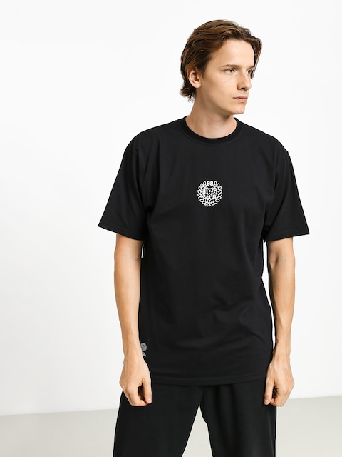 MassDnm Base Small Logo T-shirt (black)