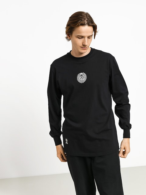 MassDnm Base Small Logo Longsleeve (black)