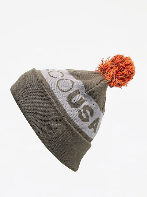 DC Chester Beanie (olive night)