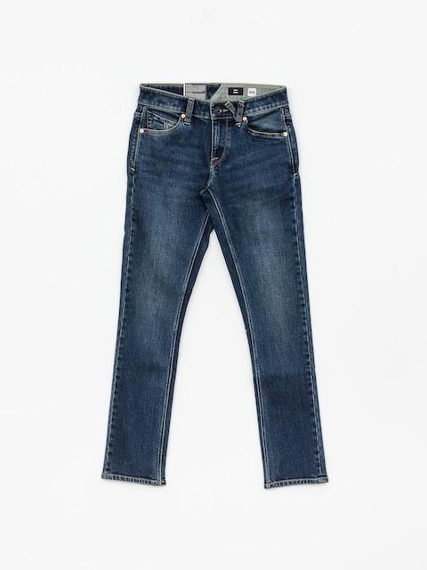 Volcom 2X4 Denim Pants (medium blue wash)