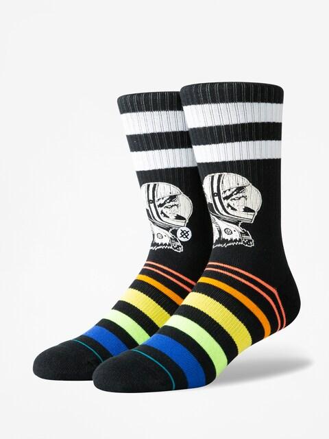 Stance Moon Man Socks (black)
