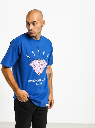 Diamond Supply Co. Headstrong T-shirt (blue)