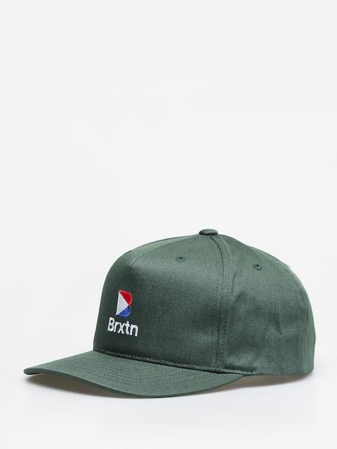 Brixton Stowell II Mp Snbk ZD Cap (emerald)