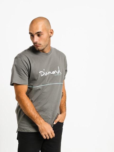 Diamond Supply Co. Hard Cut T-shirt