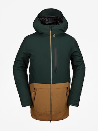 Volcom D.S. Long Snowboard jacket (dkg)