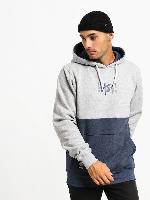 MassDnm Result HD Hoodie (light heather grey)