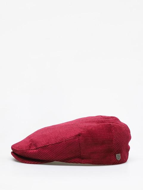 Brixton Hooligan Snap ZD Flat cap (cardinal)