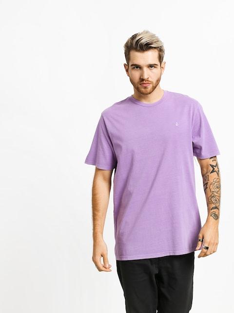Volcom Solid Stone Emb T-shirt (lavender)