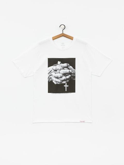 Diamond Supply Co. Mercy T-shirt (white)