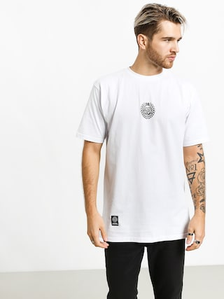 MassDnm Base Small Logo T-shirt (white)
