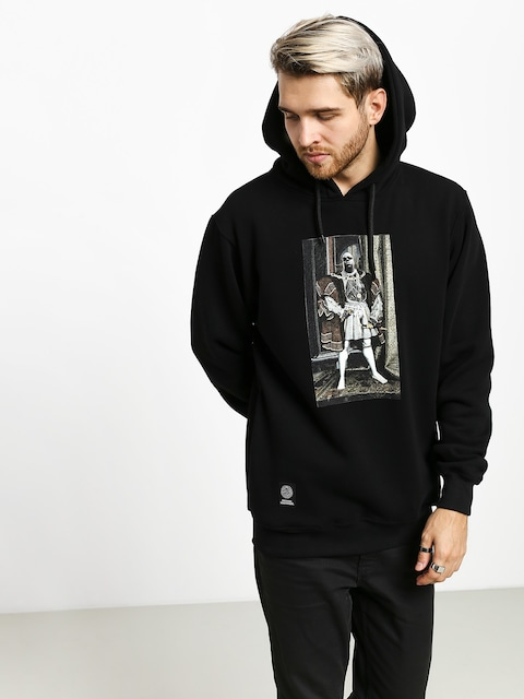 MassDnm Lord Big HD Hoodie (black)