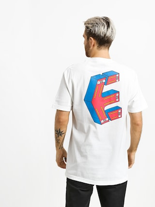 Etnies Phil Morgan Crazee Skate T-shirt (white)