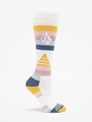 Volcom Tundra Tech Socks Wmn (wht)