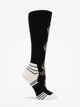 Volcom Ttt Socks Wmn (blk)
