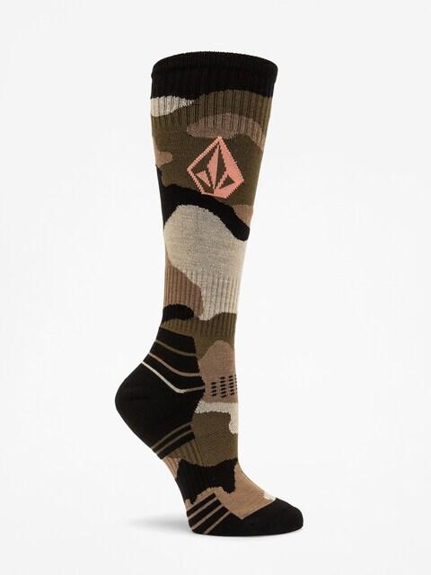 Volcom Ttt Socks Wmn (fdr)