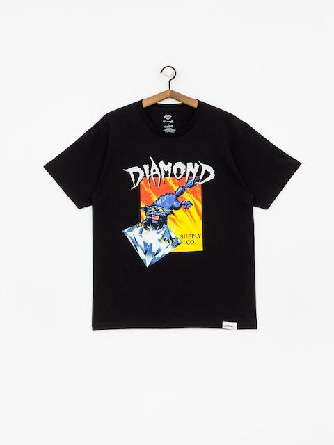 Diamond Supply Co. Greed T-shirt (black)