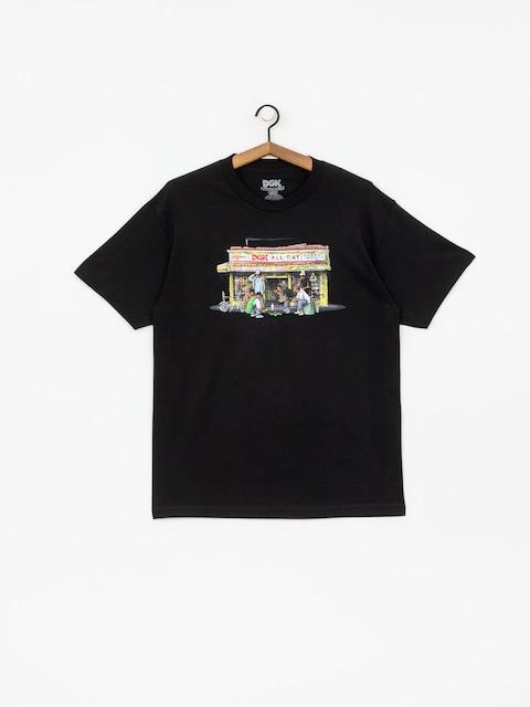 DGK Bodega T-shirt (black)