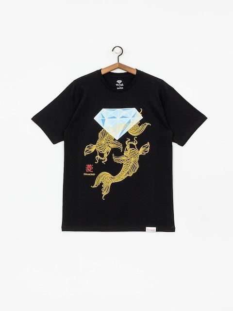 Diamond Supply Co. Pond T-shirt (black)