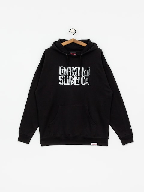Diamond Supply Co. Downtown Siganature HD Hoodie (black)