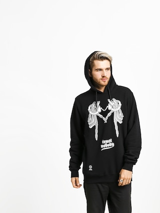 MassDnm Shackles HD Hoodie (black)