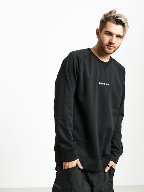 Burton Crown Bndd Crew Active sweatshirt (true black)