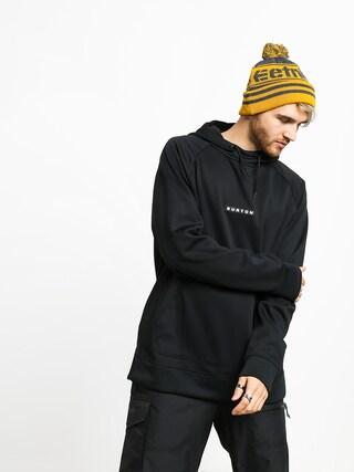 Burton Crown Bndd HD Active sweatshirt (true black)