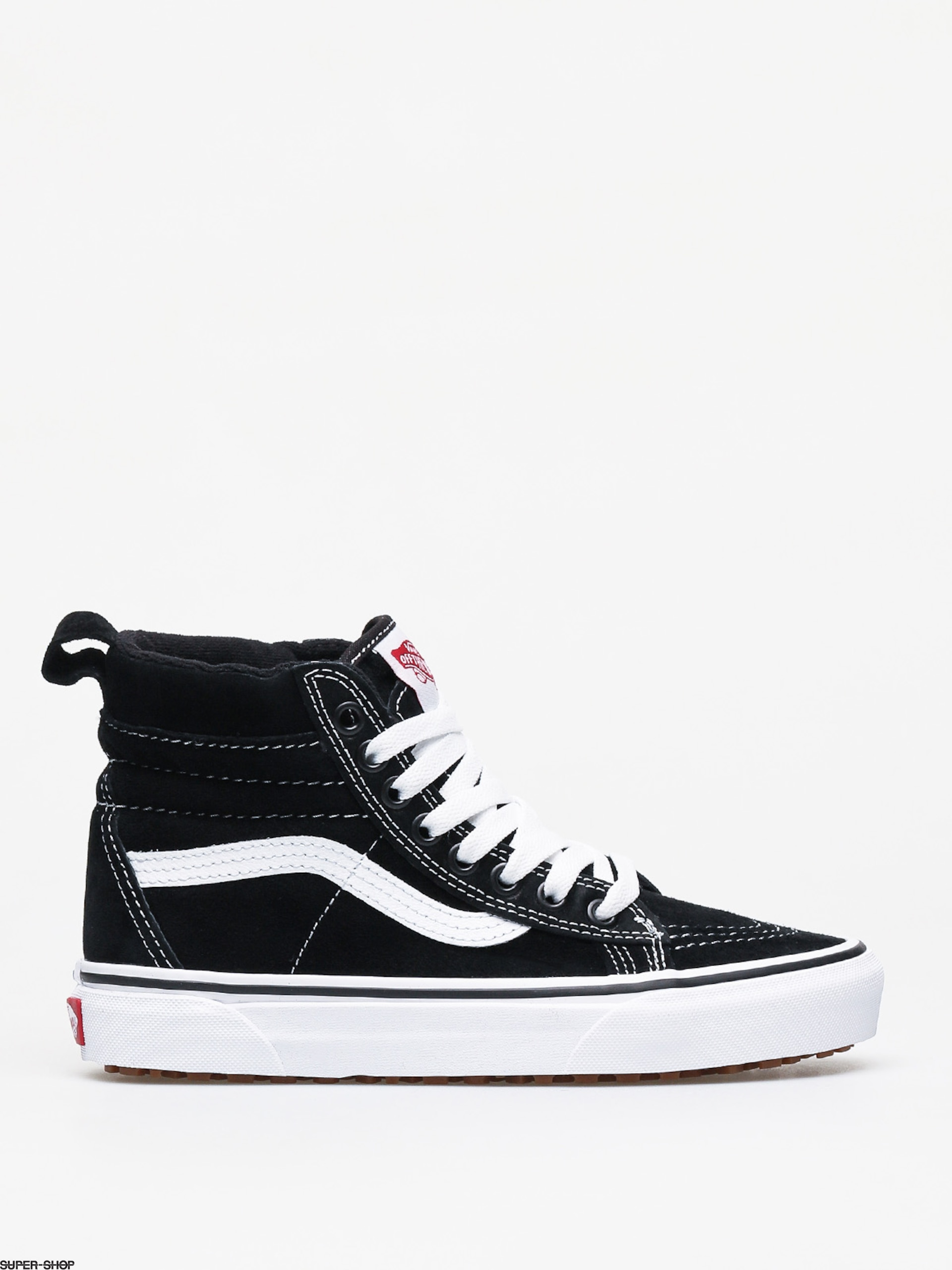 unequal in performance cheapest price hoard as a rare commodity Vans Sk8 Hi Mte Shoes (black/true white)
