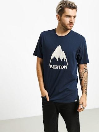 Burton Classic Mtn Hgh T-shirt (dress blue)