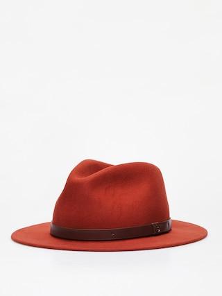 Brixton Messer Fedora Hat (picante)